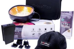 laser cap grivamax 148