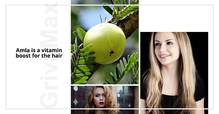 Amla hair